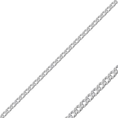 Resim 100 Mikron Rombo Zincir Bileklik