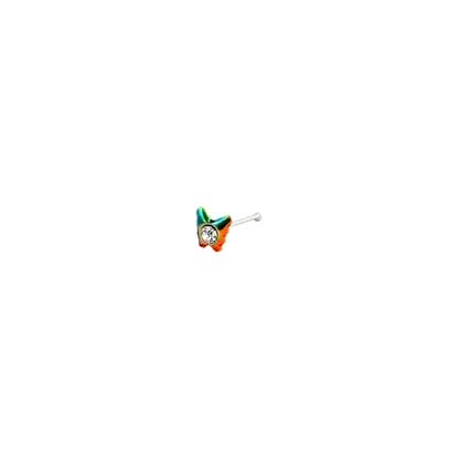 Resim Zirkon Taşlı Kelebek Hızma