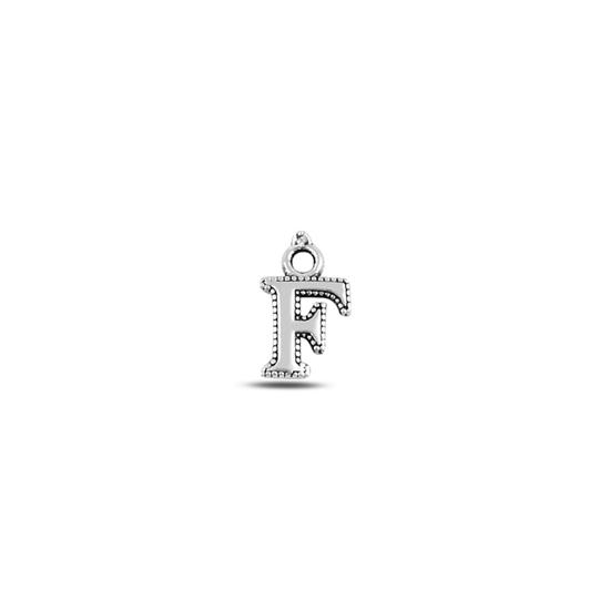 Ürün resmi: F Harfi Püskül Ucu Malzeme