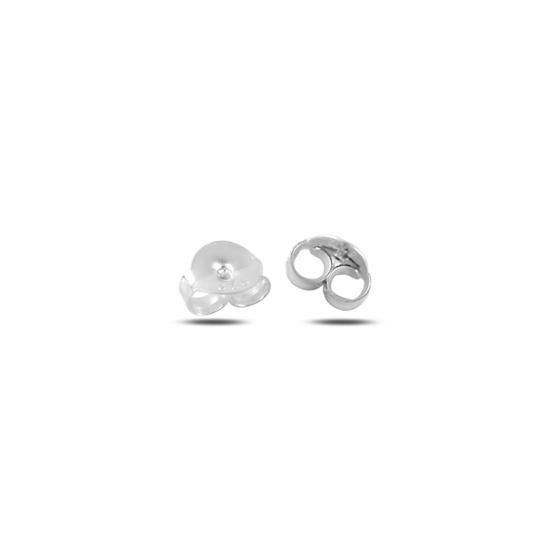 Ürün resmi: Klips (Gümüş Küpe Arkalığı)