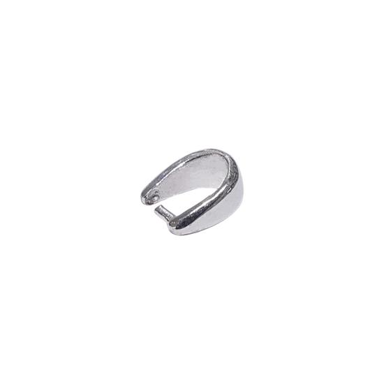 Ürün resmi: Gümüş Bayan Kolye Ucu Başlığı