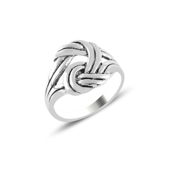 Ürün resmi: Oksitli Gümüş Bayan Yüzük