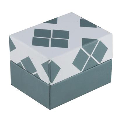 Resim Pencere Figürlü Yastıklı Saat ve Bileklik Karton Hediye Kutusu