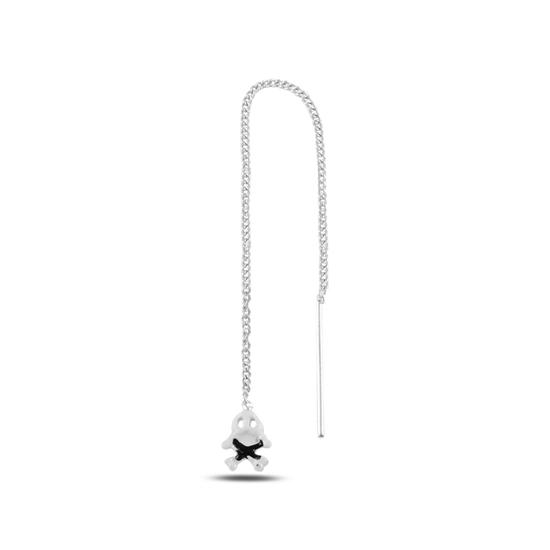 Ürün resmi: Mineli Japon Gümüş Küpe